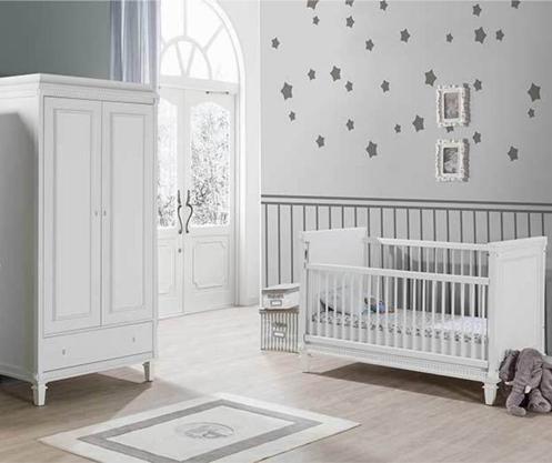 bebek odası mobilyaları kız erkek İkiz bebek odaları