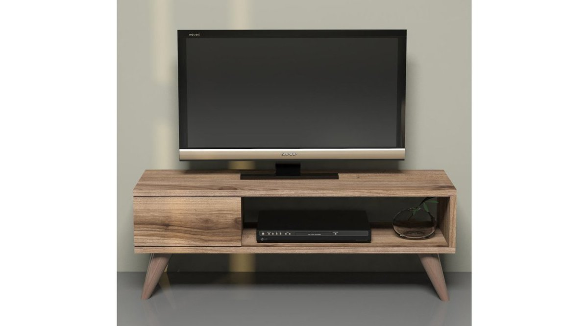 maya tv sehpasi 90 cm vivense. Black Bedroom Furniture Sets. Home Design Ideas